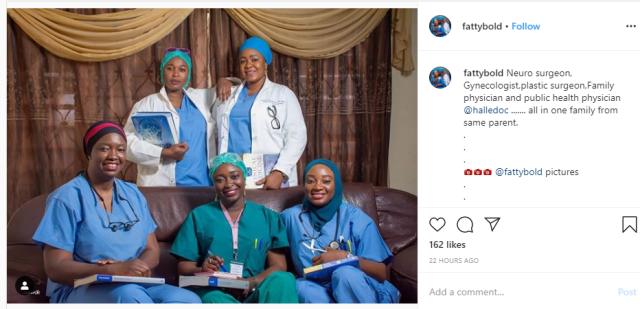 Trending photo of 5 Nigerian