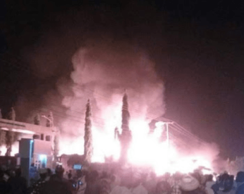 16 members of a family allegedly burnt to death in Kaduna