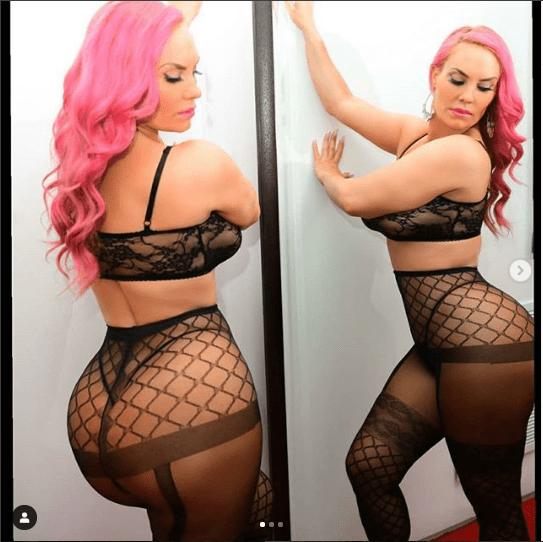 Reality star Coco Austin shares racy lingerie photos to celebrates Valentine