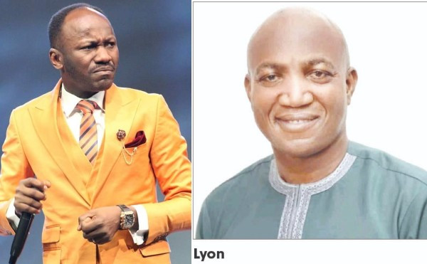 Apostle Suleman mocks Nigerian electoral system as Supreme Court sacks David Lyon as winner of Bayelsa governorship election