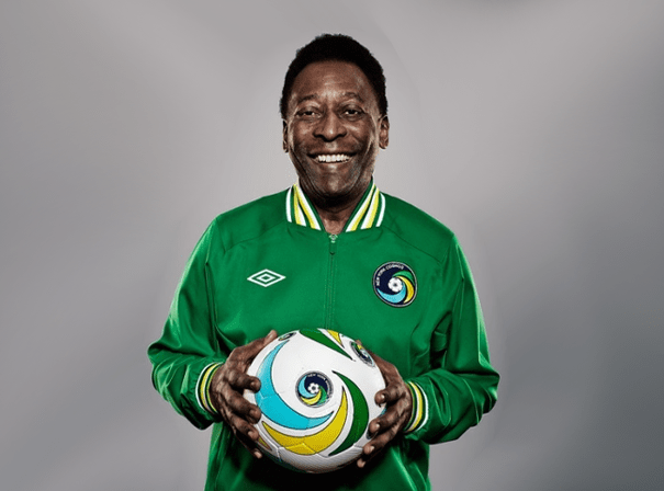 Brazil football legend Pele denies reports he