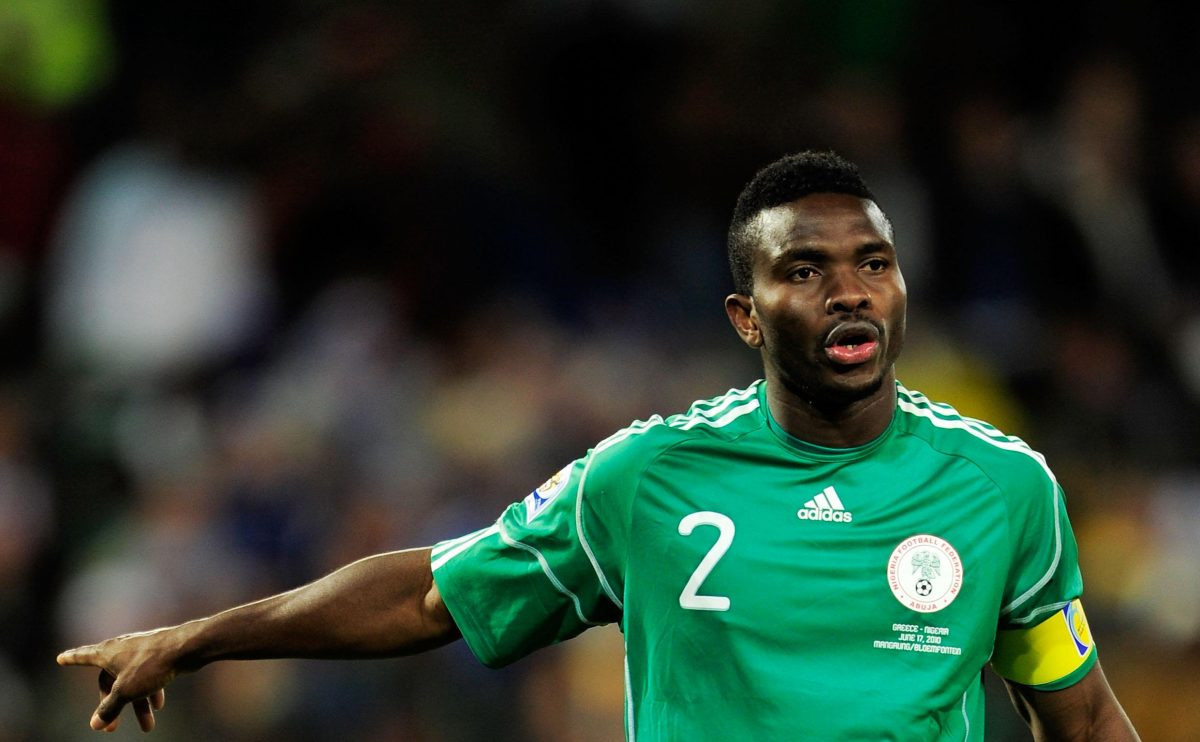 Joseph Yobo explains what he is bringing to the Super Eagles in his new role