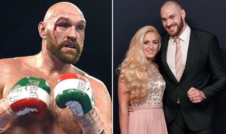 For the first time, Tyson Fury's wife Paris, describes terrifying moment her husband considered taking his own life