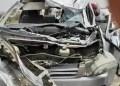 Two pregnant girls, driver, 18 passengers escape death in Delta