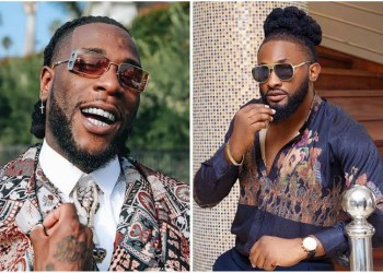 """""""We should thank Burnaboy for putting respect on our name internationally"""" Uti says in defence after Burna said no one paved the way for him"""