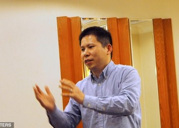 Prominent activist arrested for criticizing President Xi's handling of coronavirus outbreak in China