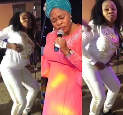 Tope Alabi Dance