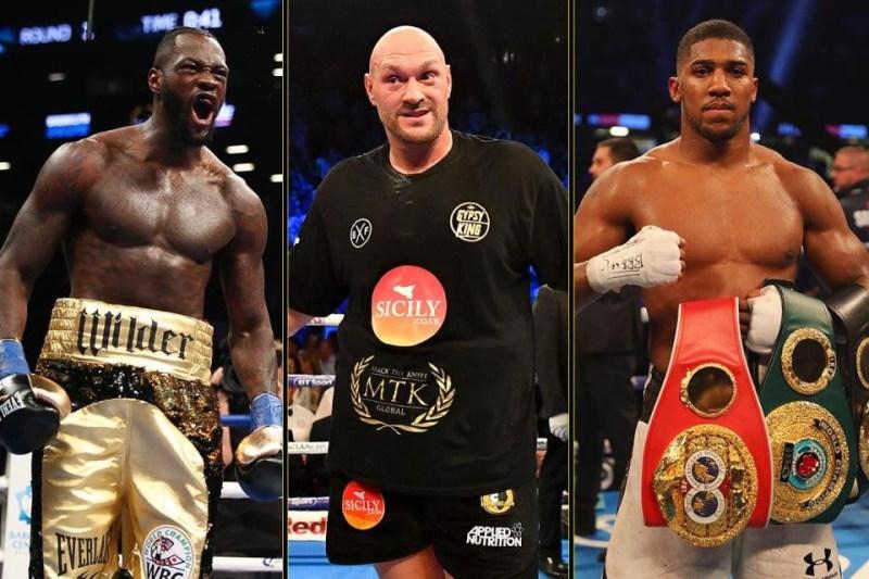 Saudi Arabia to bid ?400m to host Tyson Fury?s next fight against Wilder or Joshua