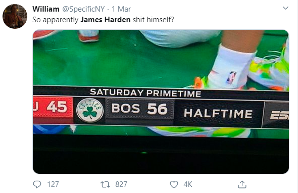 Viewers are convinced NBA