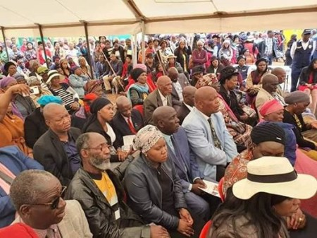 Update: Photos from the funeral held for 4 children brutally murdered by their father in South Africa