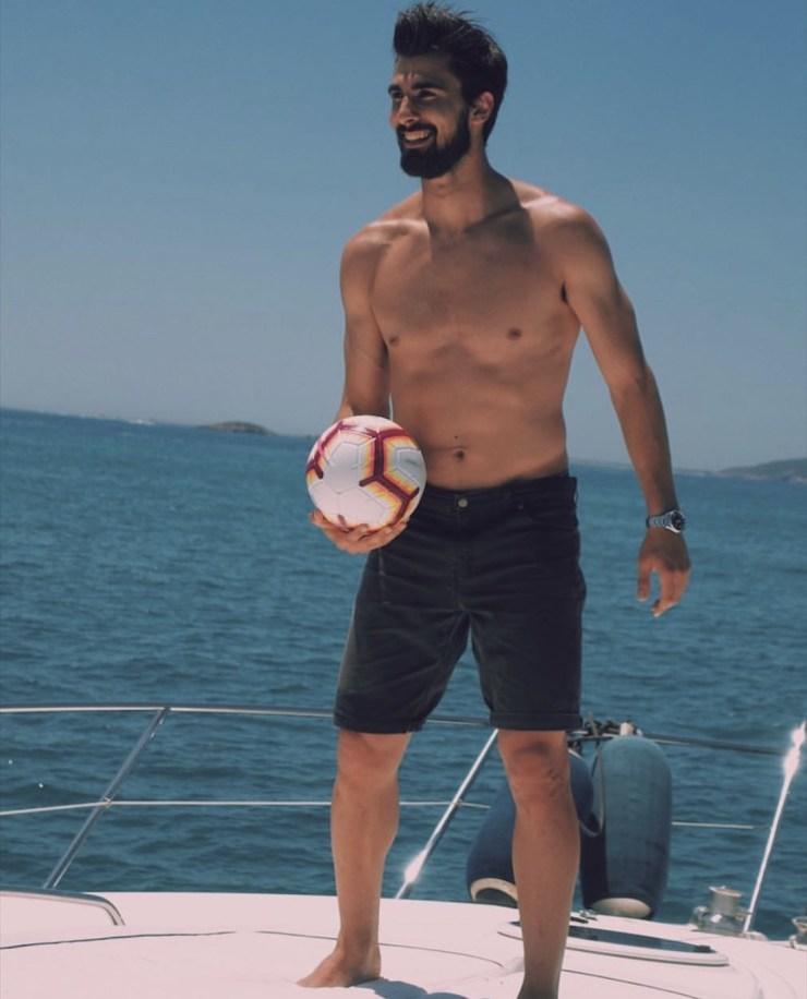 David Beckham, Ronaldo and Messi make list of
