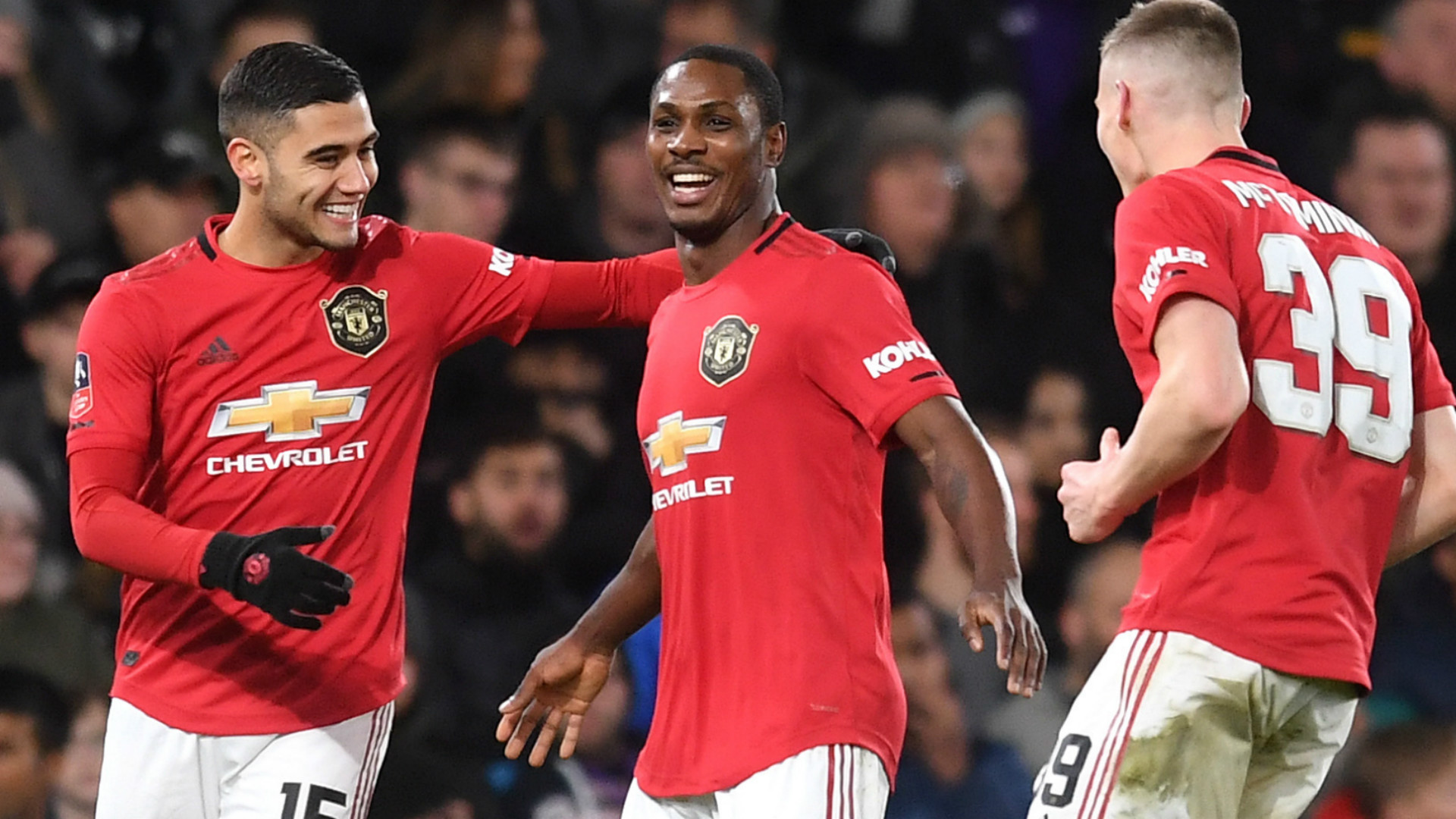 Ole Gunnar Solskjaer passes message of hope to Odion Ighalo regarding permanent Manchester United transfer