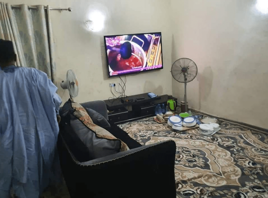 See the interior of the house deposed Emir of Kano will reside in Awe community, Nasarawa