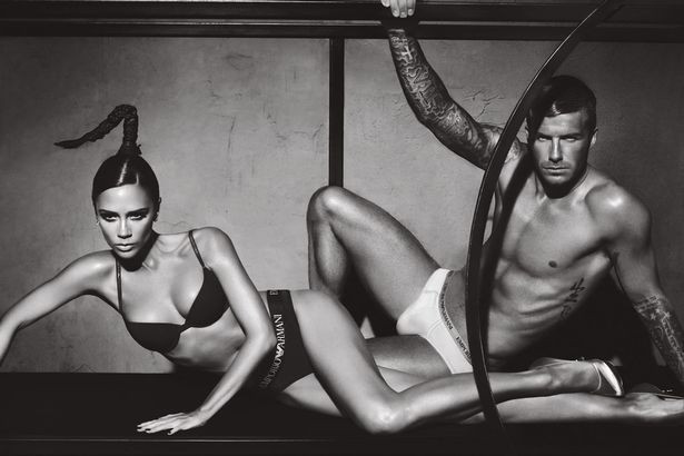 """""""It is like a tractor exhaust pipe!"""" - ?Victoria Beckham makes x-rated revelation about the true size of David Beckham"""