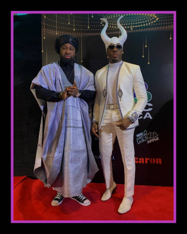 Broke poor idiots- Harrysong fires back at his followers criticizing his AMVCA outfit