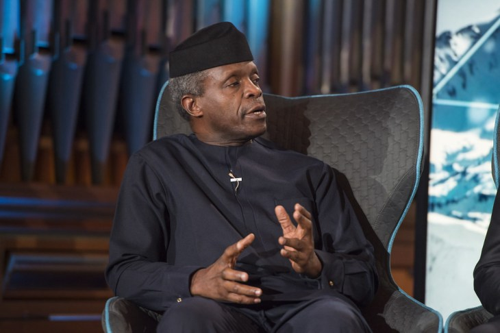Osinbajo?s escort loses wife hours after escaping convoy accident