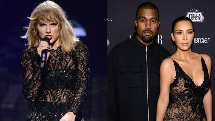 Twitter users slam Kanye West and Kim Kardashian after unedited video of infamous phone call with Taylor Swift leaks