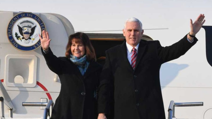 US Vice President Mike Pence and wife Karen Pence test negative for coronavirus