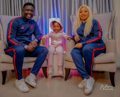 Comedian Seyi Law and his wife celebrate 9th wedding anniversary