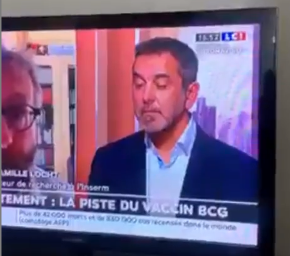 French Doctors say potential new treatment for Coronavirus should be tested in Africa (video)