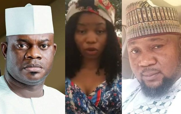 Kogi Governor, Yahaya Bello, suspends Commissioner accused of physically and sexually assaulting a lady over a Facebook post