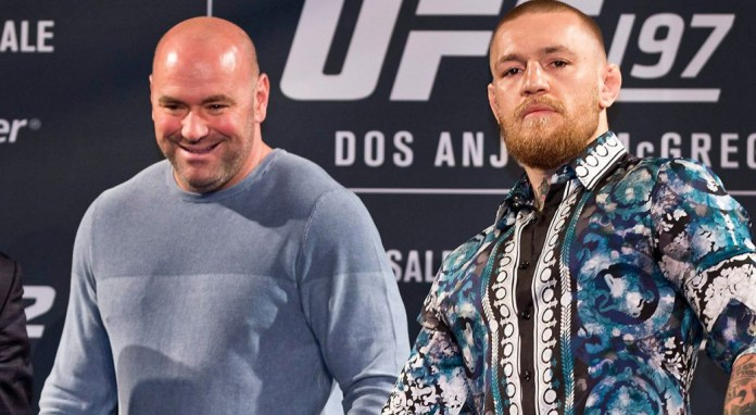 UFC president Dana White reveals plans to secure a private island to host fights every week despite coronavirus crisis