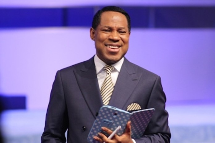Pastor Chris Oyakhilome backtracks on his comment about 5G being part of the Antichrist