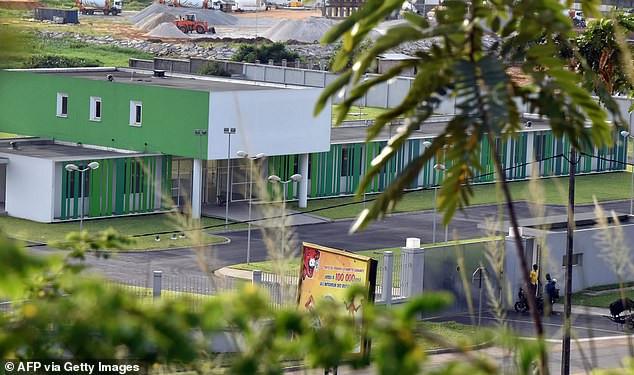 Chelsea legend Didier Drogba offers his Ivory Coast hospital as a Coronavirus treatment centre (Photos)