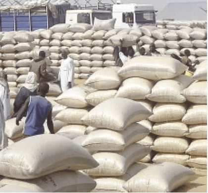 Niger state Councillor absconds with Coronavirus palliative grains