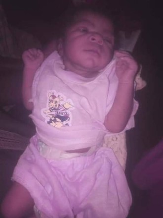 Day-Old Baby Found Dumped In Katsina With A Note Addressed To