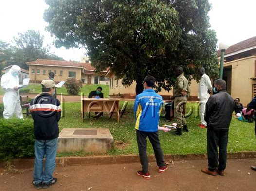 Coronavirus: Uganda convicts six Chinese nationals for escaping from quarantine (photos)
