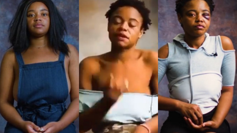 See how drugs destroyed this beautiful girl, Amanda, in 4 months (video)