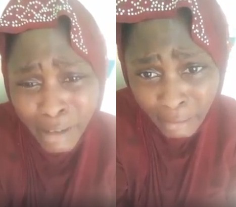 Please help me, I don't want to die- Nigerian lady trafficked to Oman cries out for help (video)