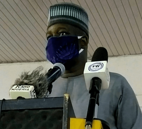 5eae628c40acb COVID19 is another Boko Haram, it is real- Borno deputy governor warns state residents as 16 health workers test positive for the virus