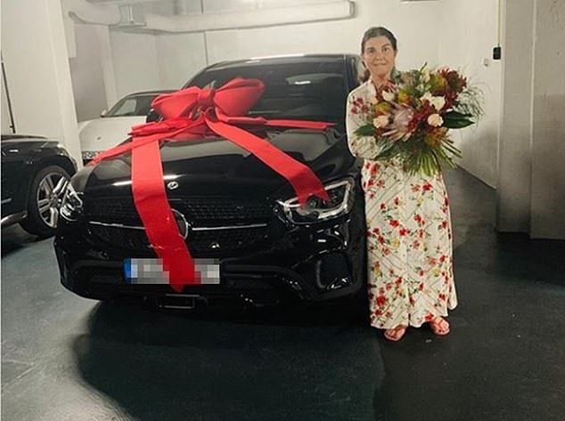 Cristiano Ronaldo buys his mother a brand new Mercedes to celebrate her on Portuguese Mother