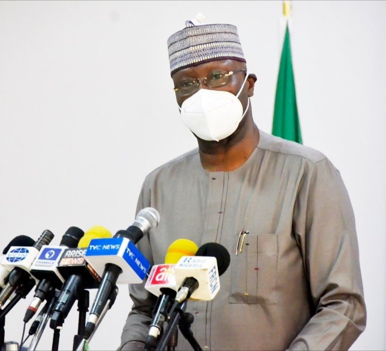 Nigeria would have crumbled if not for prayers - SGF speaks on Nigeria