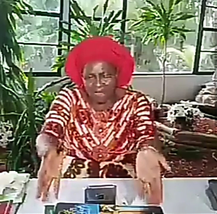 Rev. Prof. Mosy Madugba says sex is a good time to speak in tongues and ask for what you want as she explains how to have sex in Christian relationships (video)