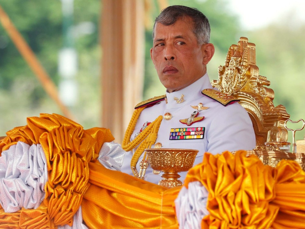 See inside?the four-star resort?in Germany where Thai king is spending lockdown with his harem of 20