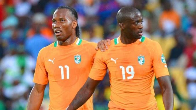 Yaya Toure backs Didier Drogba