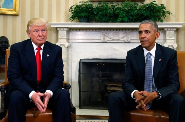 Obama describes the way Trump has handled the Coronavirus pandemic as an