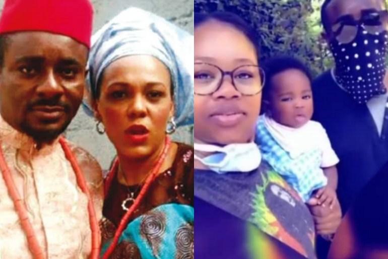 Emeka Ike slams follower who said his ex wife