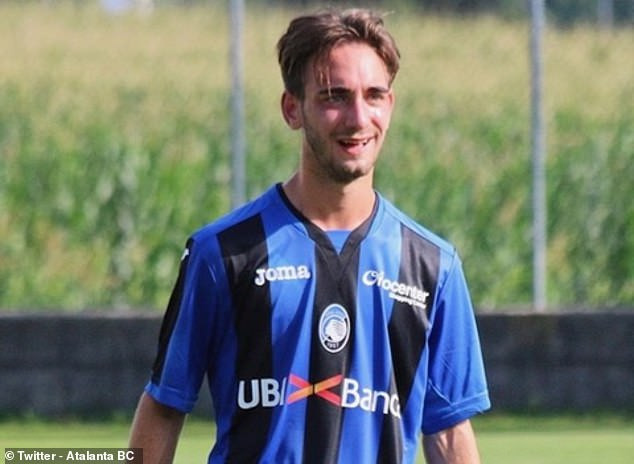 Atalanta midfielder, Andrea Rinaldi dies at the age of 19 after suffering brain aneurysmwhile training at home