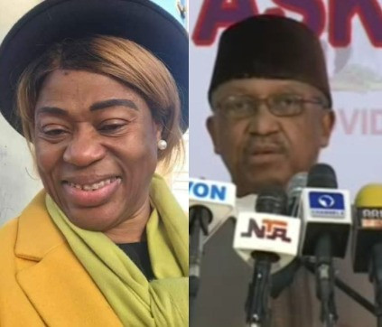 Health Minister gives update on the Benue COVID-19 index case, says she has refused for NCDC to carry out another test on her (video)
