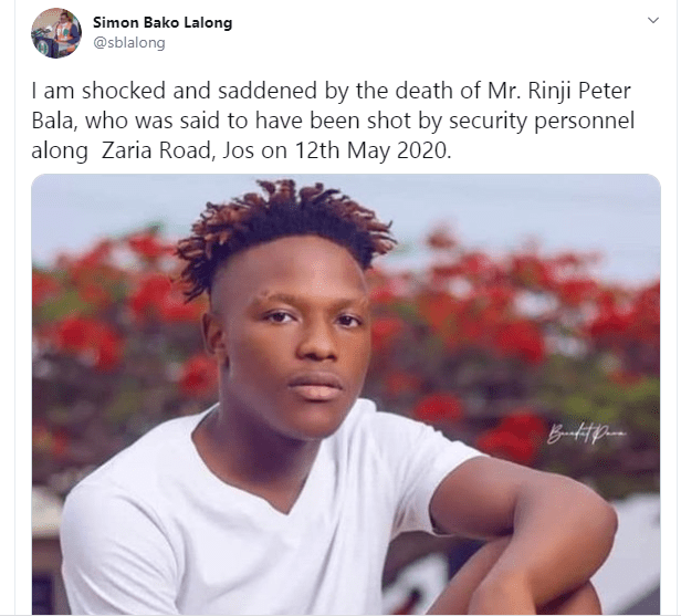 UNIJOS student was mistakenly shot by soldier - Nigerian army   UNIJOS student was mistakenly shot by soldier – Nigerian army 5ebc3de67b725