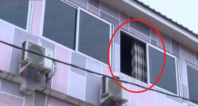 Ghanaian sex worker allegedly pushed her customer to death from hotel window while he still had a condom on (video)