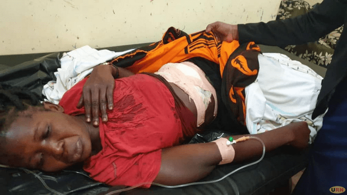 Female food vendor shot by security operatives for flouting Coronavirus curfew dies (photos)