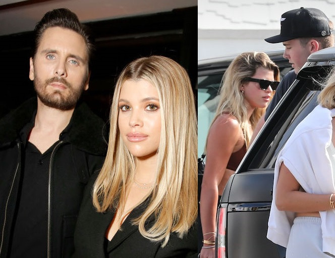 Sofia Richie sparks breakup rumors with Scott Disick as she