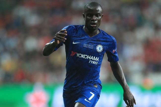Football fans in shock as Chelsea's N'Golo Kante shows off new hairstyle on training return (photos)