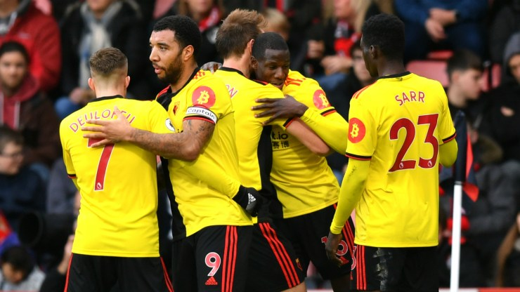 Watford player and two staff test positive for Coronavirus