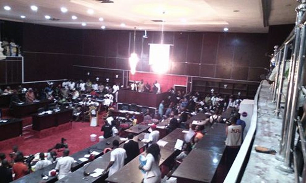 Imo assembly passes law which stops former governors and speakers from receiving pension and other entitlements